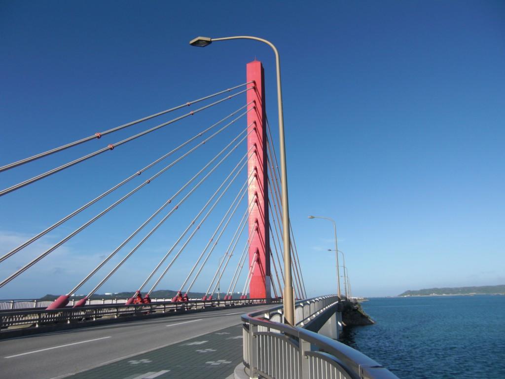 海中道路橋