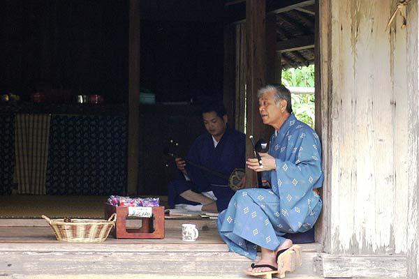 琉球村三線
