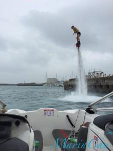 フライボード宜野湾