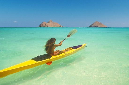 kayaking-in-kailua